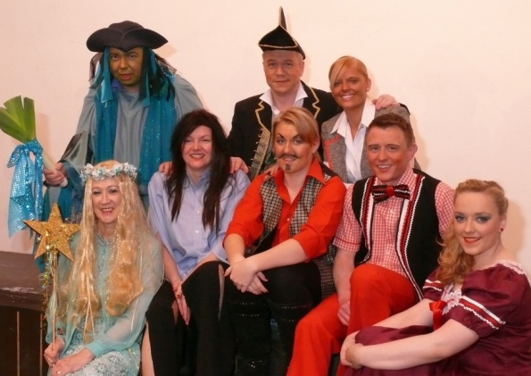 Robinson Crusoe & the Pirates - January 2012