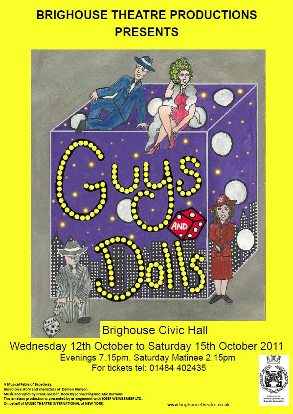 Guys and Dolls - October 2011
