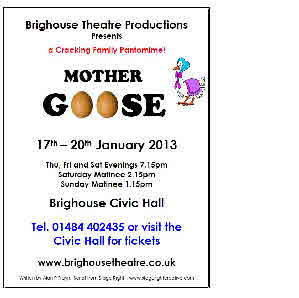 Mother Goose - January 2013