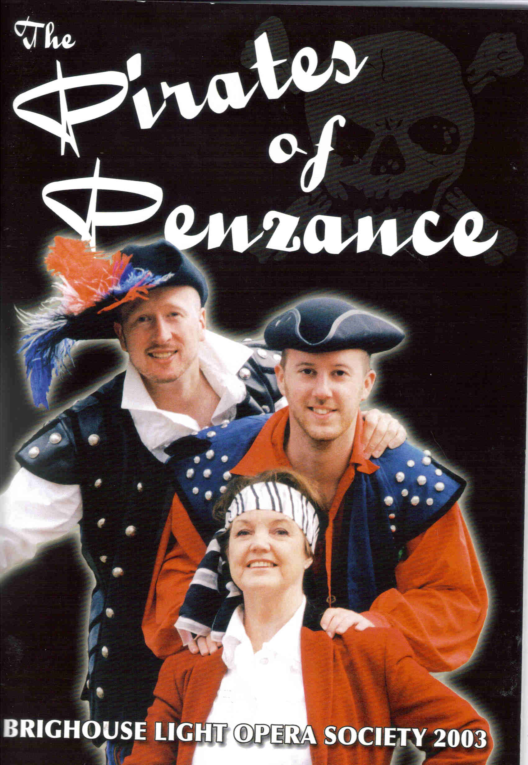The Pirates of Penzance - October 2003