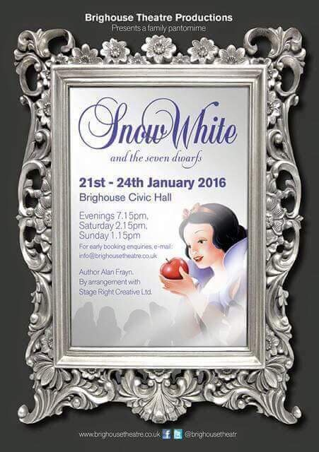 Snow White - January 2016
