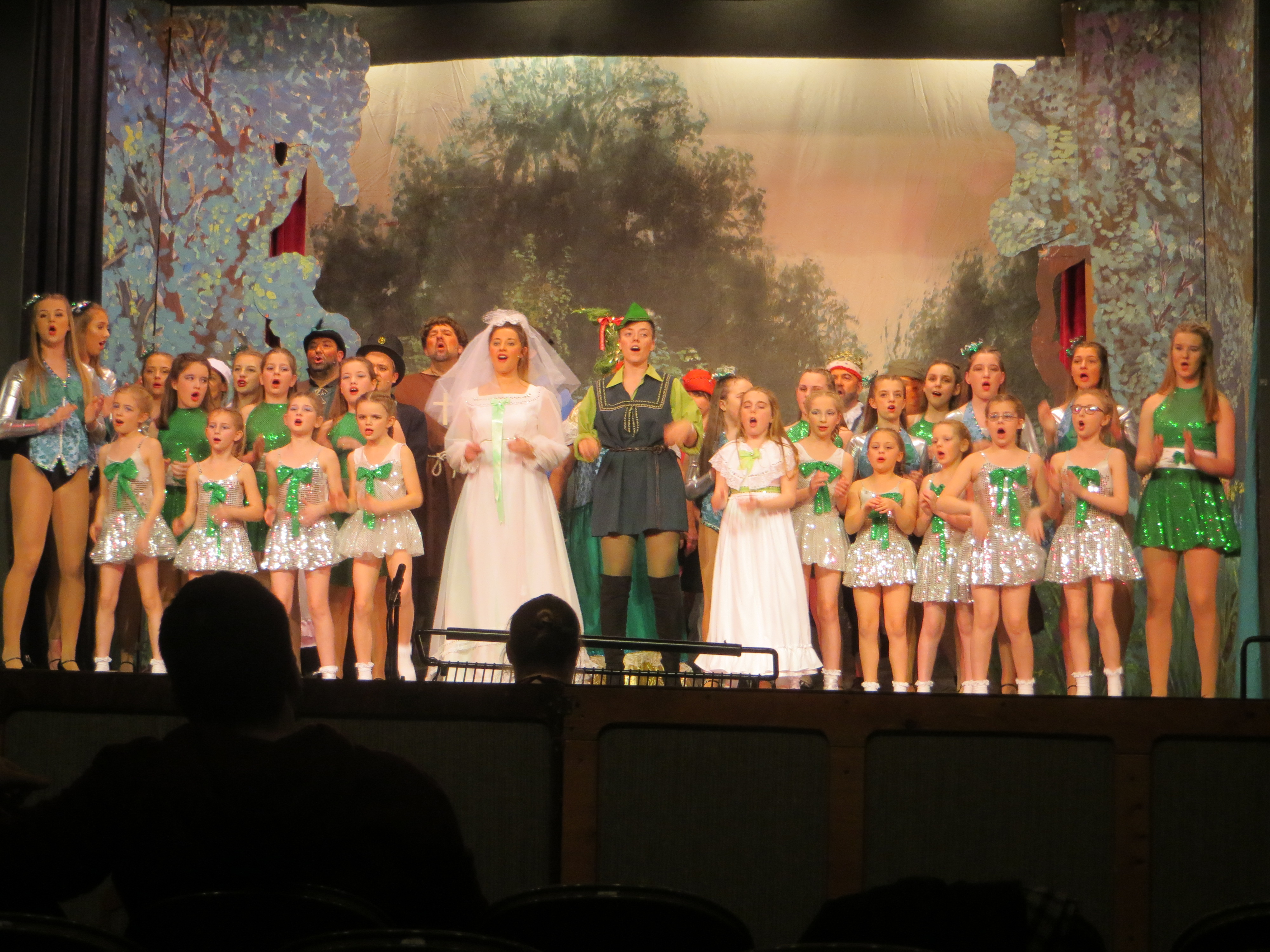 Last Production: Robin Hood  & the Babes in the Wood (Pantomime)